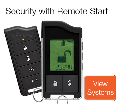 Python® Security and Remote Start Systems