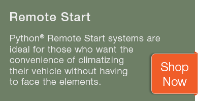 Python® Remote Start Systems