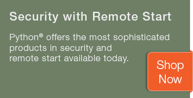 Python® Security with Remote Start Systems